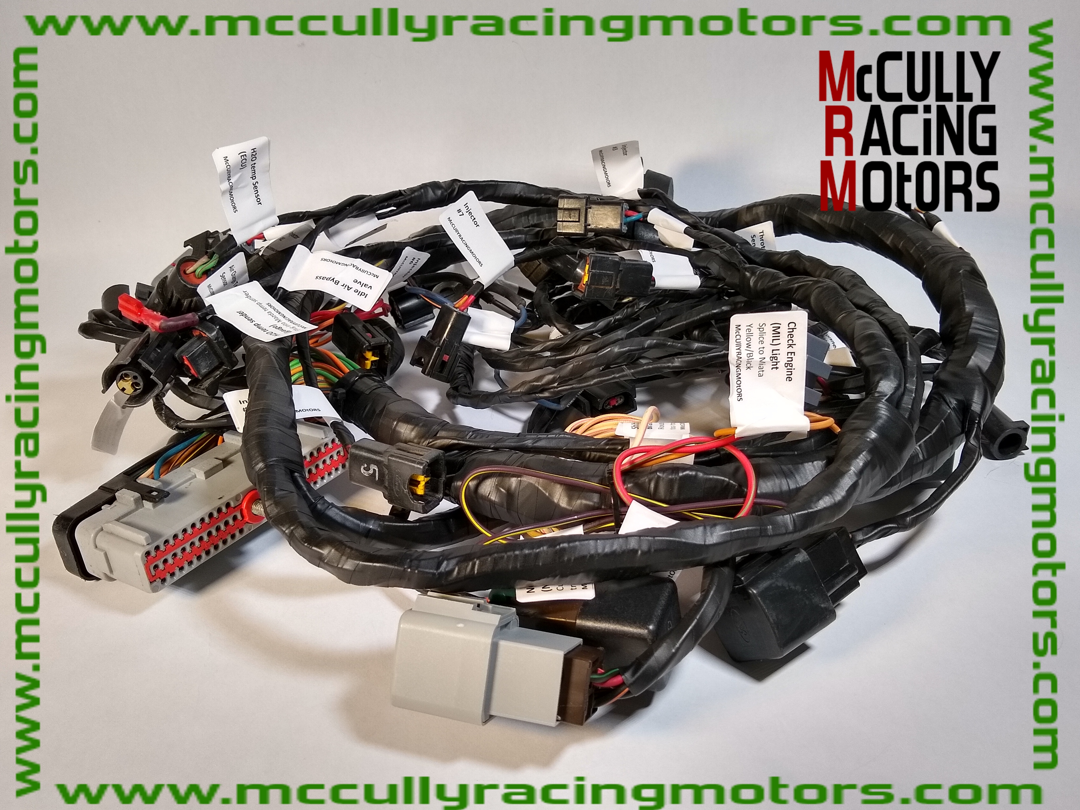 [DIAGRAM_09CH]  McCully Racing Motors- Your Wiring Woes are Over... | Lfx Engine Wiring Harness |  | McCully Racing Motors